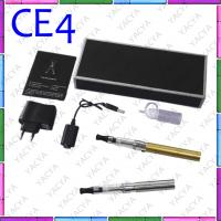 116mm Length Electronic Cigarette CE4 Cartomizer Harmless to Others and Environment Manufactures