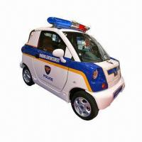 EEC-approved Electric Car with 60V, 6kW Brushless AC Motor and Automatic Transmission Manufactures