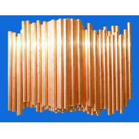 Steel Tubes Air Conditioning Copper Tubing For Heat Exchanger 9.53 * 0.7mm Manufactures
