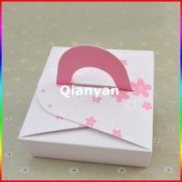 China food grade paper cake boxes for weddings, wedding cake packing box on sale