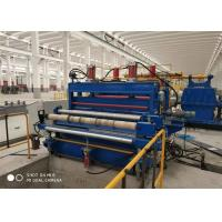 Hydraulic Cutting Mechnical Galvanized Metal Slitting Line RS 3.0-10.0 Green Or Blue Manufactures