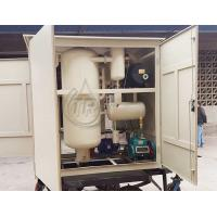 Double Stage Thermal Vacuum Insulation Oil Purifier Machine For Transformer Manufactures
