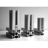 China T3 - T8 T Slot Aluminum Extrusion , 6000 Series Extruded Aluminum T Slot on sale