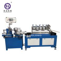 Automatic high speed paper straw making machine Manufactures