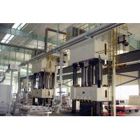 SMC Basin Compression Molding Press Equipment Four Column Structure Manufactures