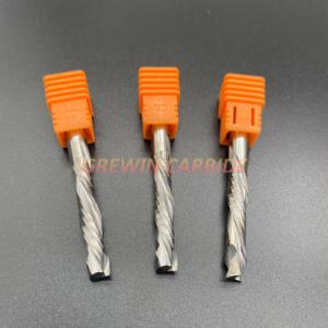 2 Flutes Square Teeth Carbide Roughing End Mill Manufactures