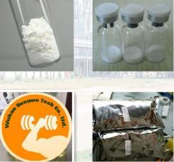 China  White Lyophilized Powder PT-141 Pharmaceutical Peptide Bremelanotide
