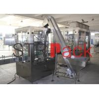 Cheap High Accuracy Screw Cap Machine Liquid Syrup Filling Machine Automatic Lid-Sender for sale