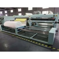 Buy cheap AC220 50HZ Horizontal Quilting Embroidery Machine Two Width 36 Heads from wholesalers