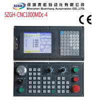 High Speed four Axis CNC Router & Engraving Controller Numerical Control Systems
