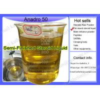 Steroid Oil based injection Gear Oxymetholone / Anadro 50 Semi-Finished Oil For Bodybuilding Manufactures