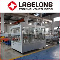 Automatic Mineral Water Filling Machinery With Pet Bottle Manufactures