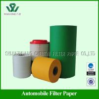 Air Filter Paper for Auto Manufactures