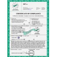 Turboo Automation Co., Ltd Certifications