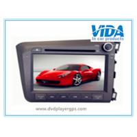 China Supplier Two DIN Car DVD Player for HONDA 2012 Civic(right driving) Manufactures