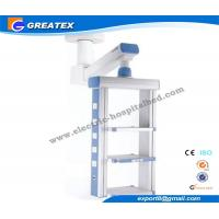 Quality Surgical Single Arm Motorized Ceiling ICU Pendant , Medical Hospital Equipment for sale