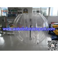 Customized Inflatable Bumper Ball Rental For Advertising / Entertainmnet Manufactures