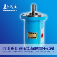 CMK1004* Series Hydraulic Oil Gear Motor Used in The Engineering Machinery, Mining Engineering, Crane Machinery. Manufactures