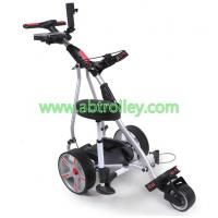 Buy cheap P1 digital sports electric/remote golf trolley from wholesalers