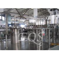 Pure Water Production Line 3 in 1 Water Filling Machinery monobloc Type 8000BPH - 10000BPH Manufactures