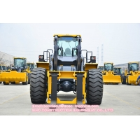25 Ton Stone Forklift Front 178KW Construction Wheel Loader Manufactures