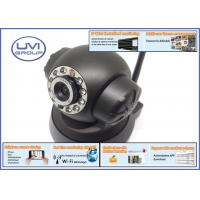"UVI-IP02MB MSN / DDNS Server Wifi Wireless 300K Pixel IP Network Cameras with 1/5"" Color CMOS Sensor Manufactures"