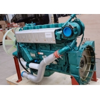 WD615.47 371HP Truck Diesel Engine 9.726L Disaplacement Manufactures