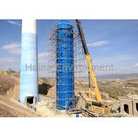 Desulphurization Tower Industrial Air Scrubbers , Wet Scrubber For Boiler