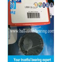 LBBR 30-2LS Linear Ball Bearings , Round Linear Bearings With Nylon Cage Manufactures
