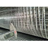 0.8 mm Galvanized Welded Wire Mesh Rolls For Agriculture Protection Manufactures