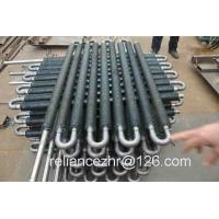 A106 Gr.B SMLS Carbon Steel Helical Welded Solid Type Fin Tubes Manufactures