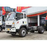 Small Goods Transporting Light Duty Trucks Two Sits Single Berth With A / C Manufactures