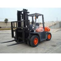 Euro III  / ISUZU Engine Diesel Operated Forklift Material Handling Equipment Manufactures
