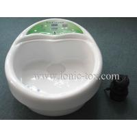 Ion Cleanse Foot Machine Detox Foot Spa , Ionic Detox Foot Spa with Remote Control Manufactures