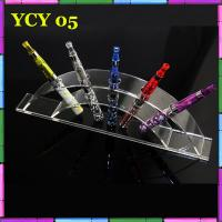 Popular Design E Cig Display , Acrylic Stand Shelf For Show E-cig Manufactures