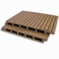WPC Wall Panel/Deck Tile, Suitable for Outdoor Wall, in High Degree of UV Manufactures
