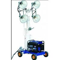 China Diesel 3KW Metal Halide Lamp Inflatable Light Tower Lighting Machine on sale