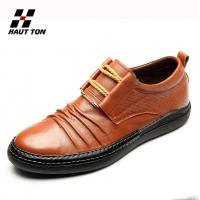 China Men dress genuine leather shoes on sale