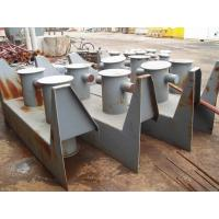Cheap 200 Tonnes Marine Double Cross Mooring Components For Marine Ships for sale