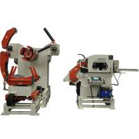Pressing Arm Device Automatic 3 In One Feeders Level Material With High Yield Strength Manufactures