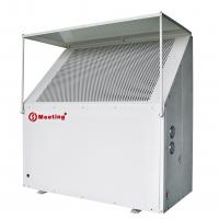 Outdoor Domestic Air Source Heat Pump , Ground Source Heat Pump Compact Structure Manufactures