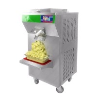 20L/H 750W Ice Cream Making Machines For Supermarket Manufactures