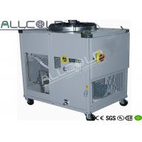 Cheap Electronic Portable Industrial Water Chiller Plant Microprocessor controlled for sale