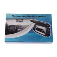 Hd Rearview Monitor With Bluetooth Handsfree And Multimedia Play Car Electronics Products