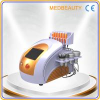 650nm diode laser& lipo laser slimming&cavitation rf vacuum body shape and weight loss Manufactures