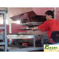 Buy cheap family used semi-automatic without drying line egg tray/box pulp moulding from wholesalers