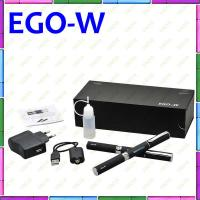 No Tar And Harmless Ego W Cigarette 900mAh Electronic Cigarette Manufactures