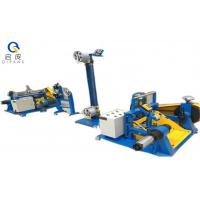 Copper Recycling Wire Winding Machine 220V / 380V Voltage 3000 Kg Maximum Load Capacity Manufactures
