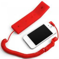 Colorful pop phone,retro style Manufactures