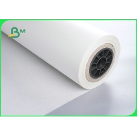 Translucent Tracing Paper Roll 53gsm - 83gsm For Garment Plotting Manufactures